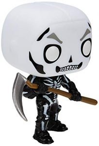 , Funko- Figurines Pop Vinyl: Fortnite: Skull Trooper, 34470, Multicolore