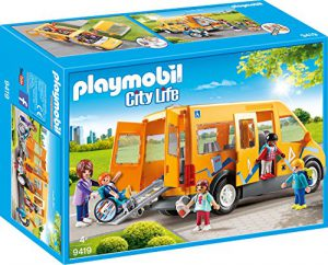 Playmobil Bus Scolaire, 9419