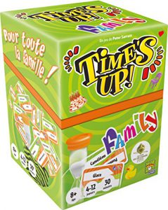Asmodee – TUF1N – Time's Up – Family – Jeu d'Ambiance
