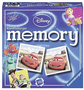 Ravensburger- Grand memory®- Disney multi héros- Jeu Educatif- A partir de 4 ans- 21227